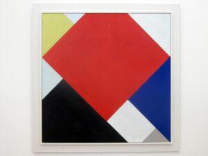 Theo van Doesburg, 'Contra Compositie V', 1924