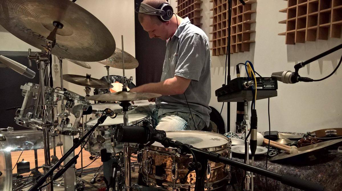 Drummer Tjalling
